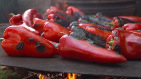 Cuisine Des Terroirs La Roumanie Arte