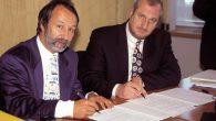 1993 : signature des accords ARTE-RTBF
