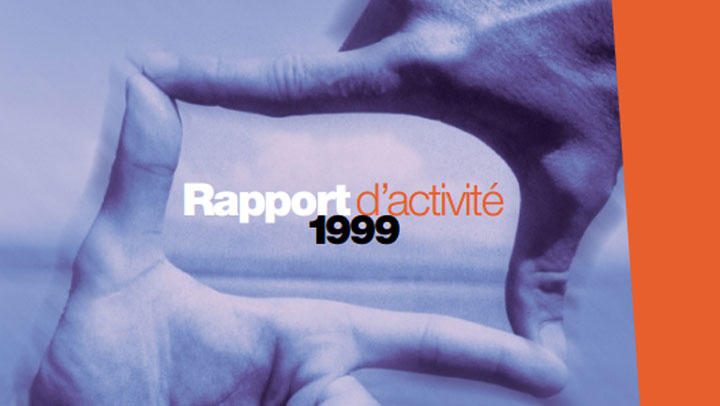 1999 - Rapport annuel