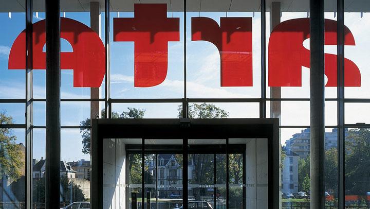 2003 - Sitz von ARTE