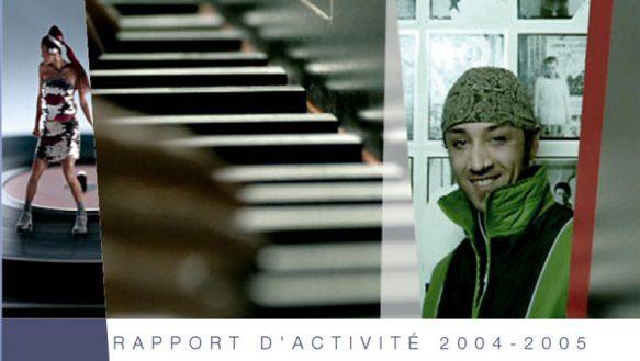 2004-ARTE-Rapport d'activité