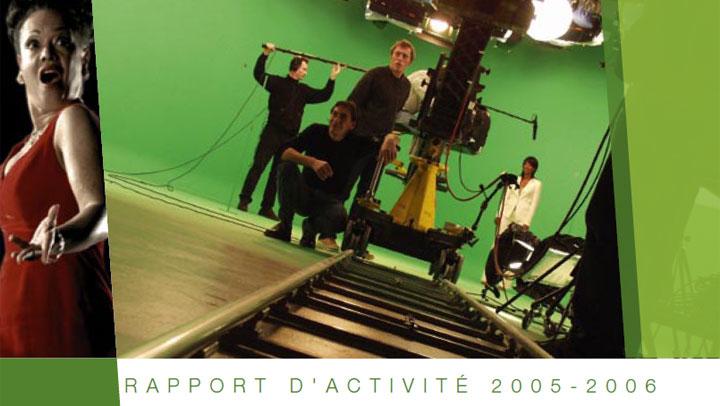 2005-ARTE-rapport d'activité