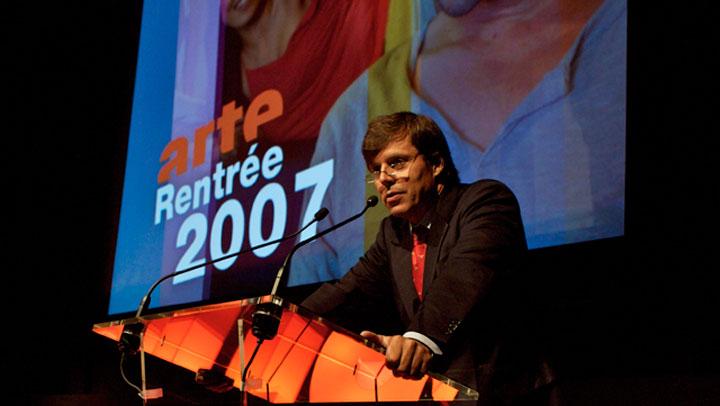 2007-Gottfried Langenstein-Président d'ARTE