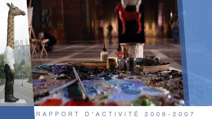 2007-Rapport annuel ARTE