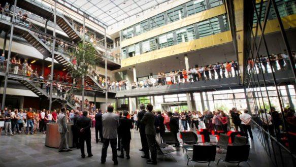 2012 - AG du personnel ARTE Strasbourg