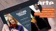 Culture Touch sur tablette