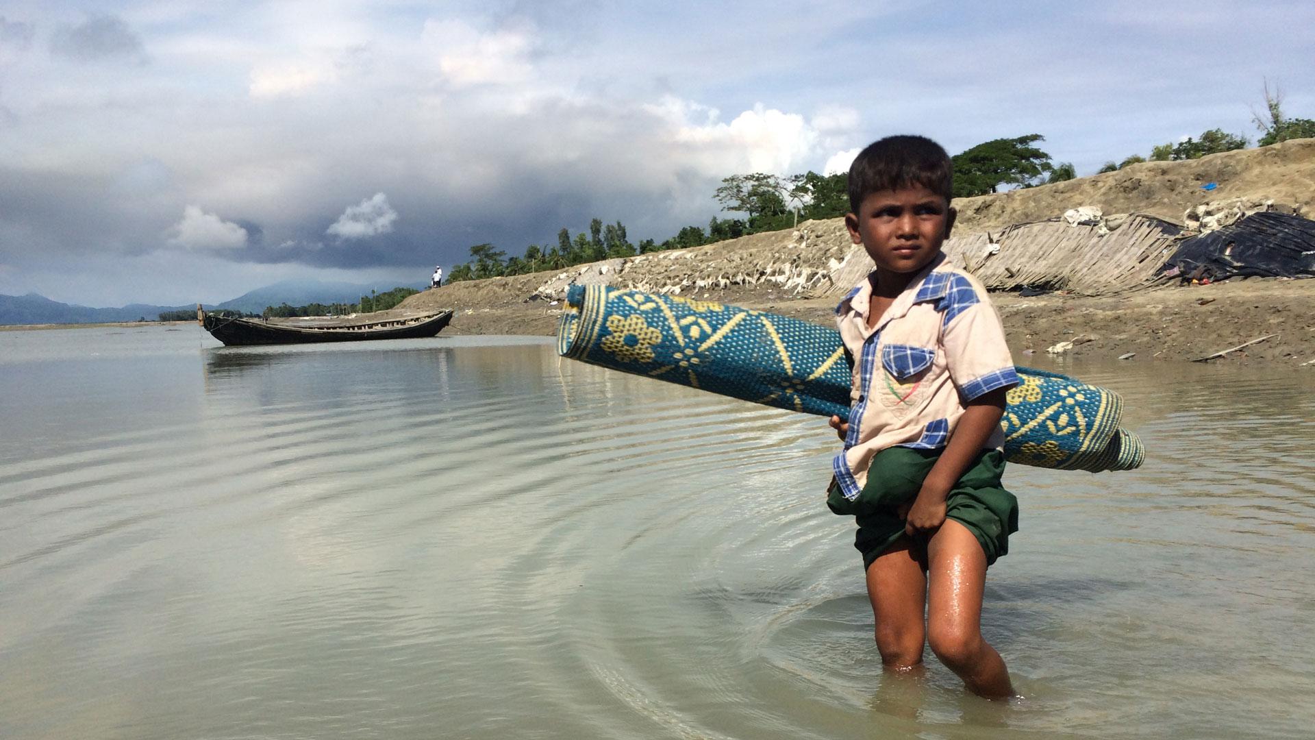 Myanmar : Genozid an den Rohingya