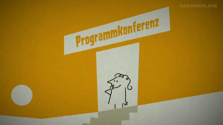 Die Programmkonferenz