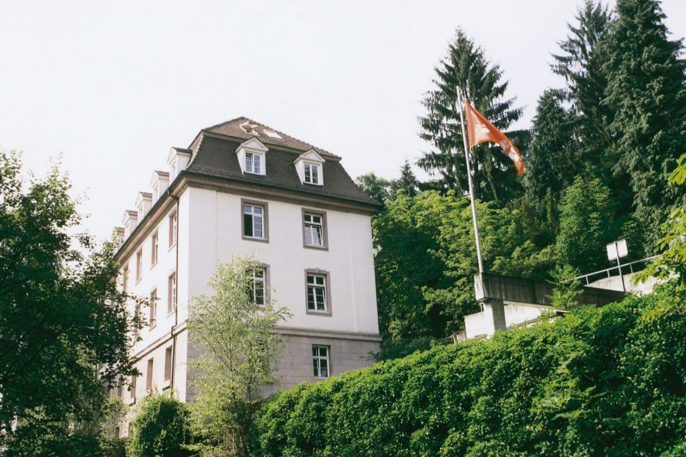 ARTE Deutschland, Baden-Baden