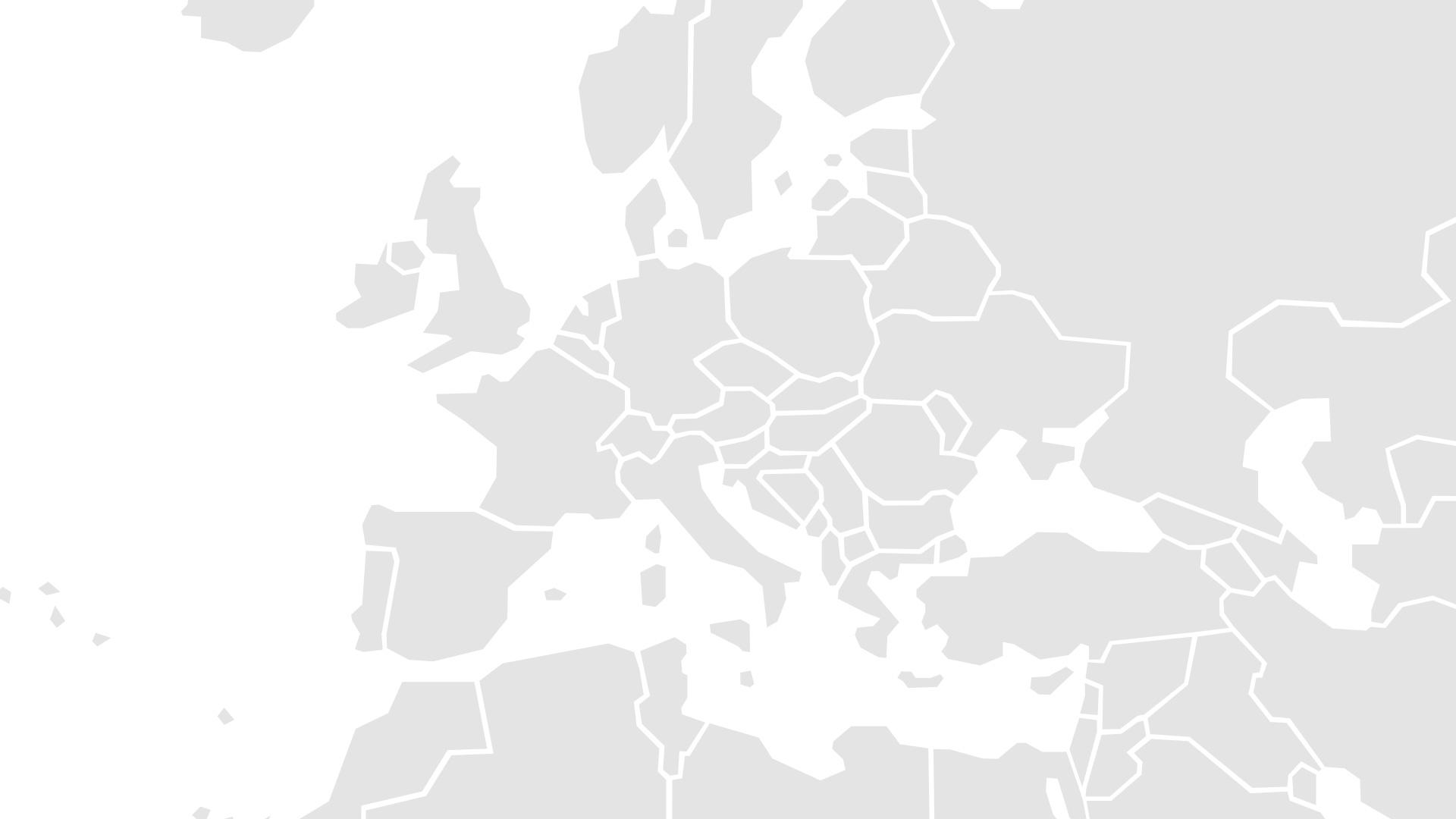 carte EU