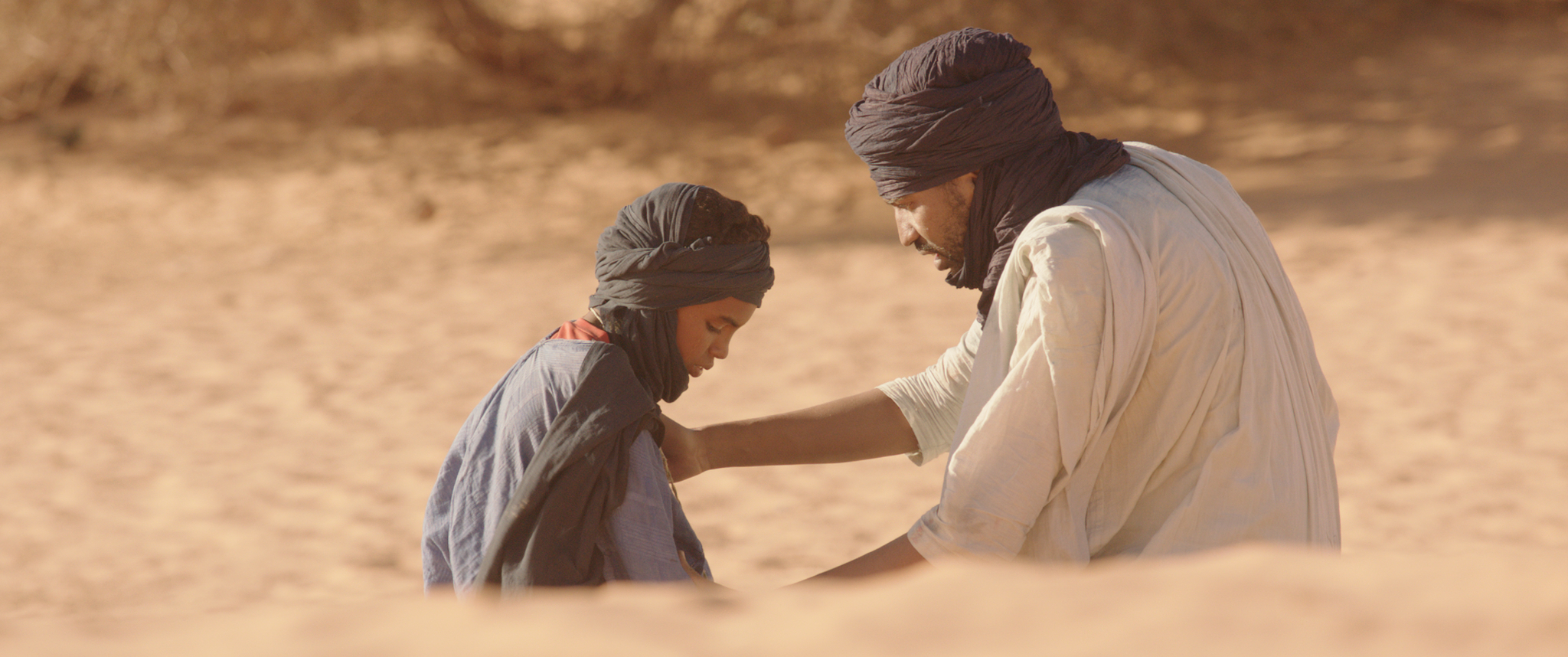 Timbuktu de Abderrahmane Sissako le vendredi 21 novembre à 20h30, suivi d'un débat avec le réalisateuropération Septième Salle
