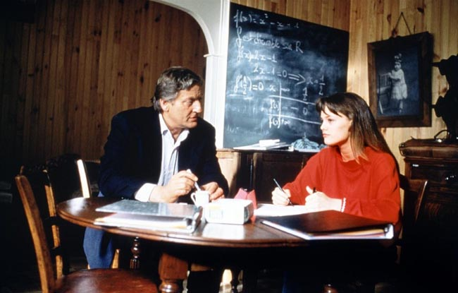 Bruno Cremer et Vanessa Paradis