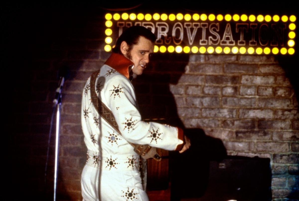 Jim Carrey est Andy Kaufman est Elvis Presley
