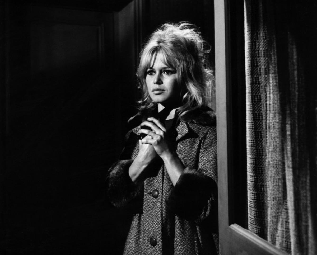 Brigitte Bardot dans La Vérité
