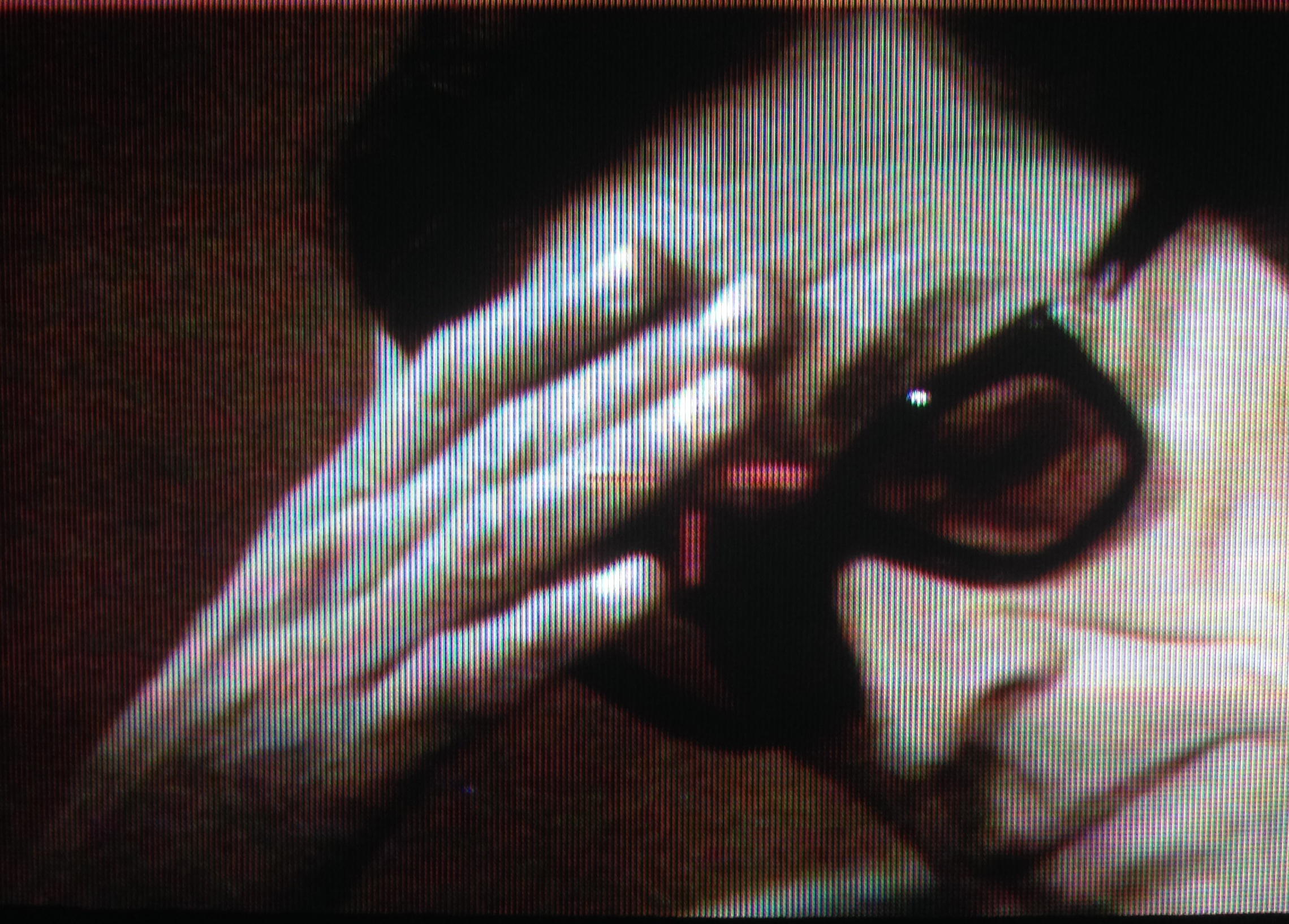 Willem Dafoe dans Pasolini d'Abel Ferrara