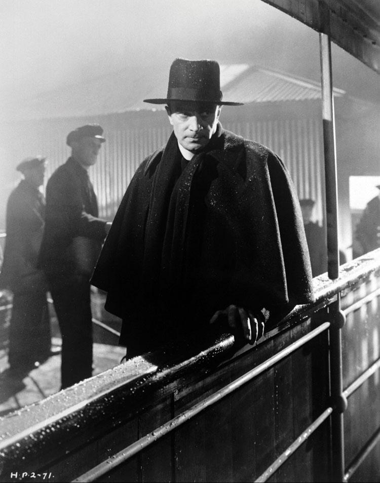 Conrad Veidt dans L'Espion noir