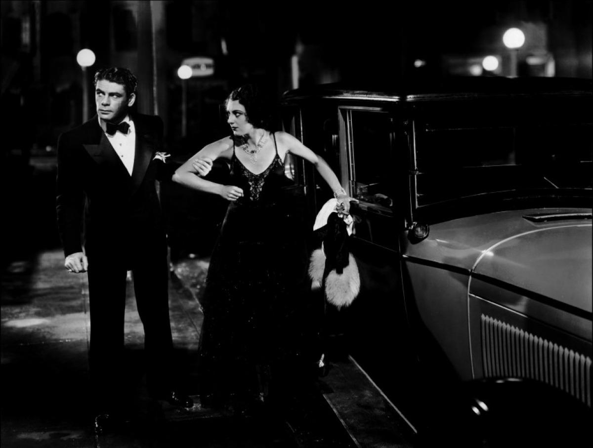 Scarface et sa soeur (Paul Muni et Ann Dvorak)