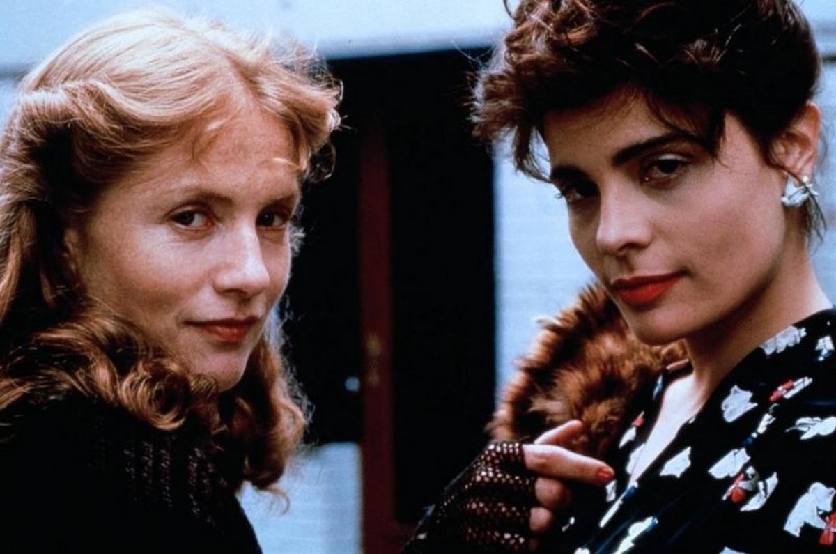 Isabele Huppert et Marie Trintignant dans Une affaire de femmes