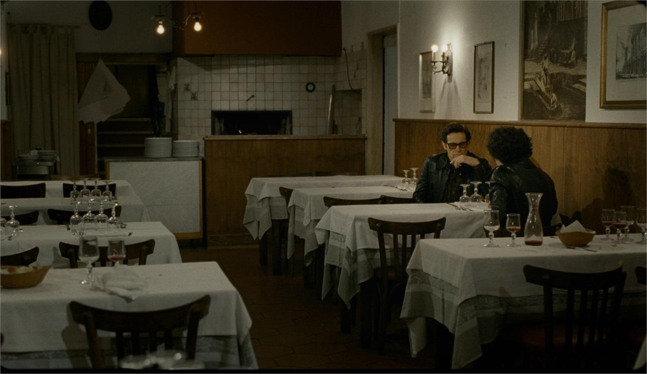 La dernière nuit de Pasolini