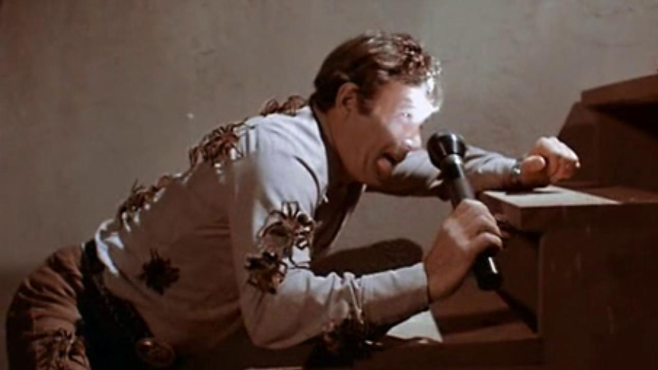 William Shatner dans L'Horrible Invasion