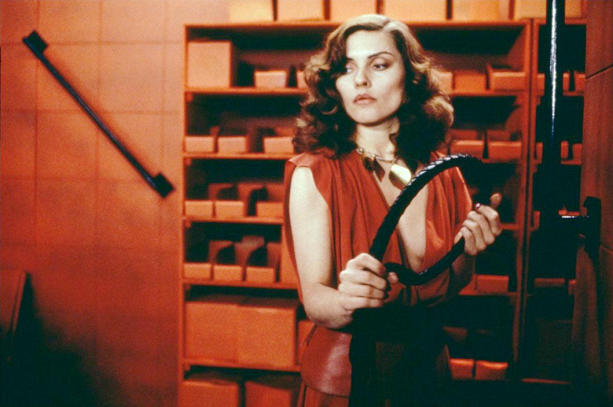 Deborah Harry dans la chambre des tortures...