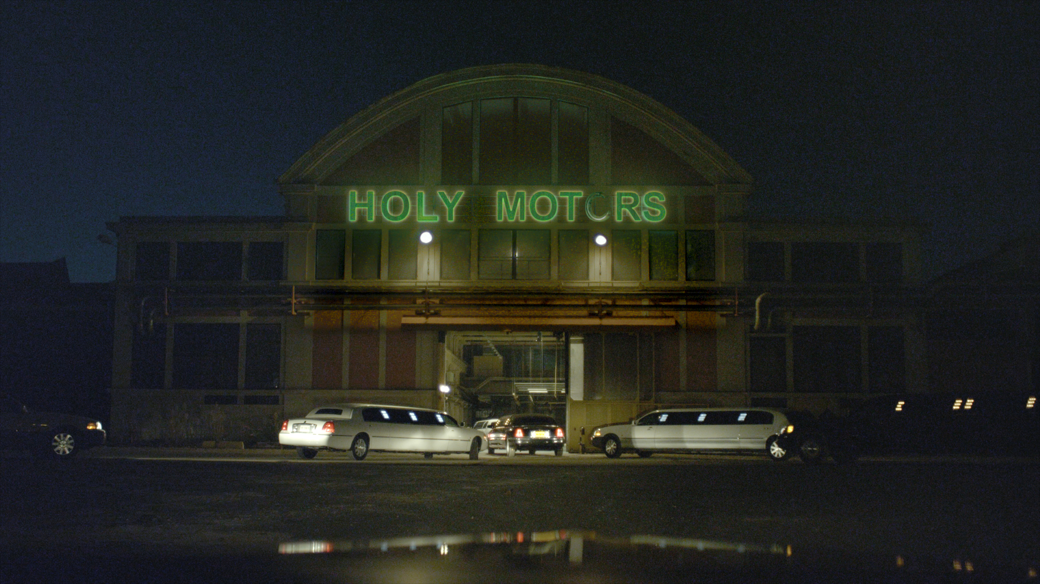 Holy motors - Leos Carax - 2012 dans * 2012 : Top 10 Holy-Motors
