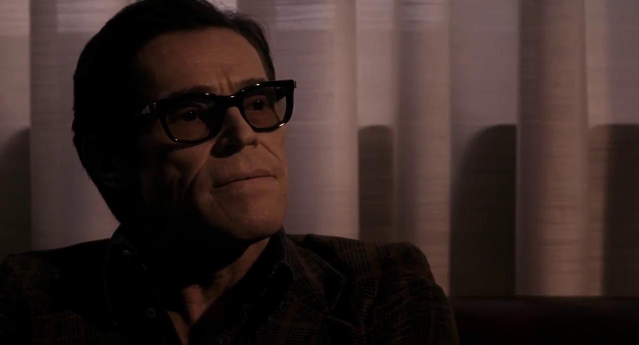 Pasolini de Abel Ferrara, film d'ouverture du Festival du Cinéma d'ARTE au Luminor Hôtel de Ville mardi 18 novembre à 20h30, en présence d'Abel Ferrara