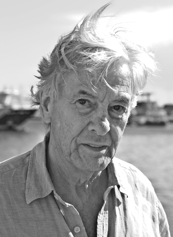 Paul Verhoeven cette année à Cannes © Paul Blind