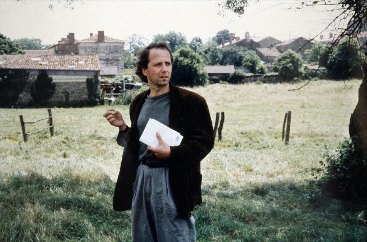 Fabrice Luchini dans L'Arbre, le marie et la médiathèque