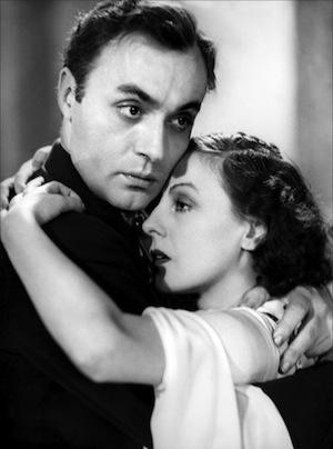 Charles Boyer et Gaby Morlay