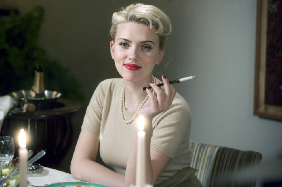 Scarlett Johansson dans Le Dahlia noir