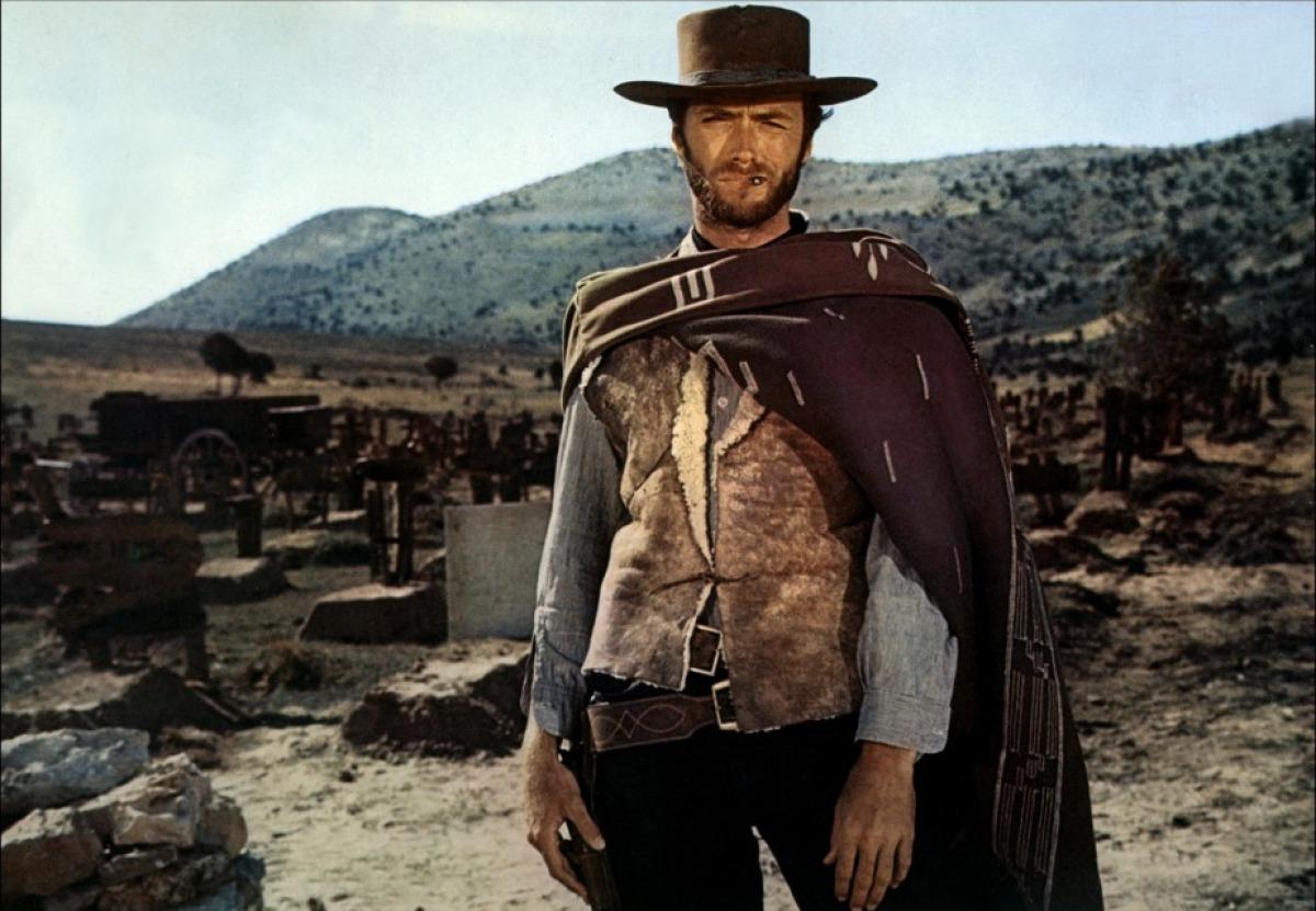 Le Bon (Clint Eastwood)...