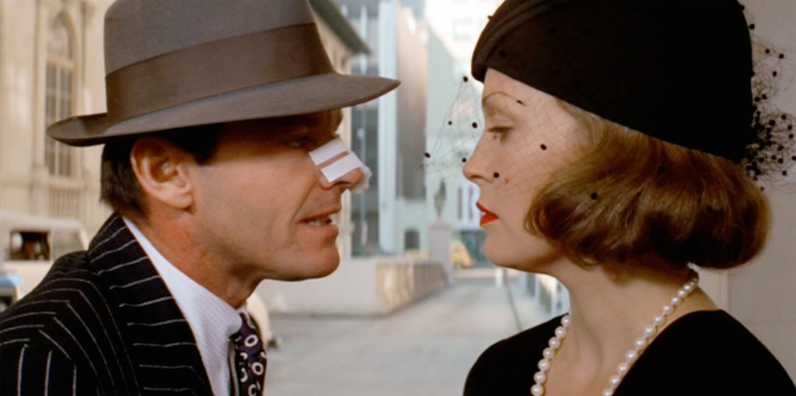 Jack Nicholson et Faye Dunaway dans Chinatown de Roman Polanski, le 15 mars sur ARTE