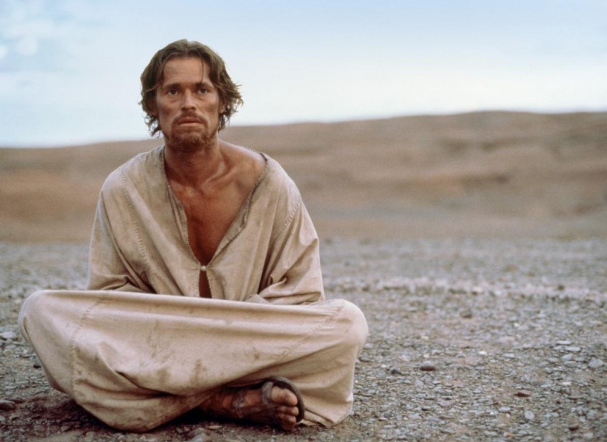 Willem Dafoe dans La Dernière Tentation du Christ