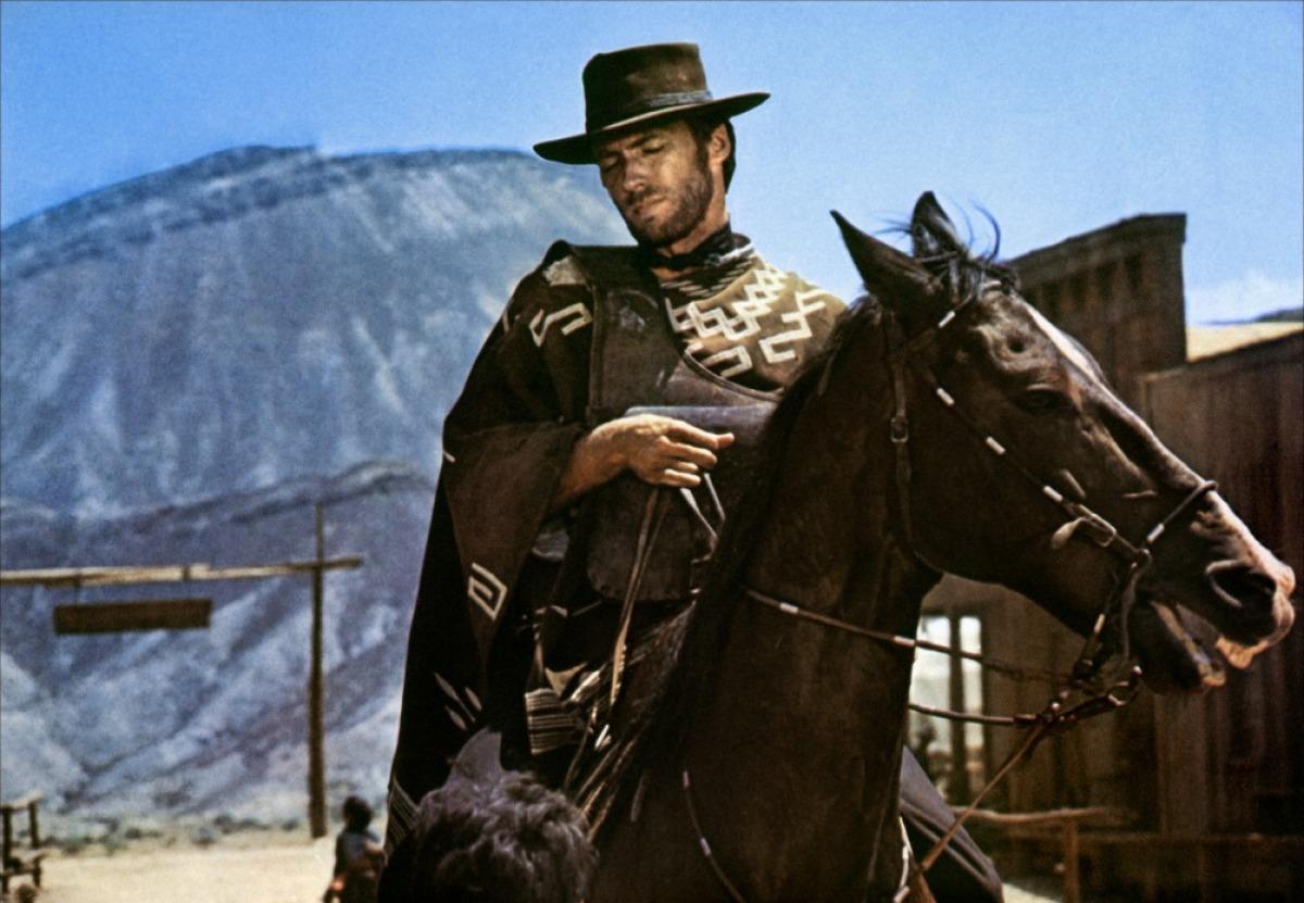 Clint Eastwood dans ... Et pour quelques dollars de plus