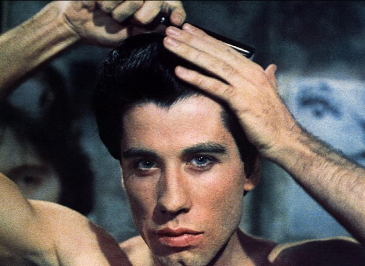John Travolta dans La Fièvre du samedi soir