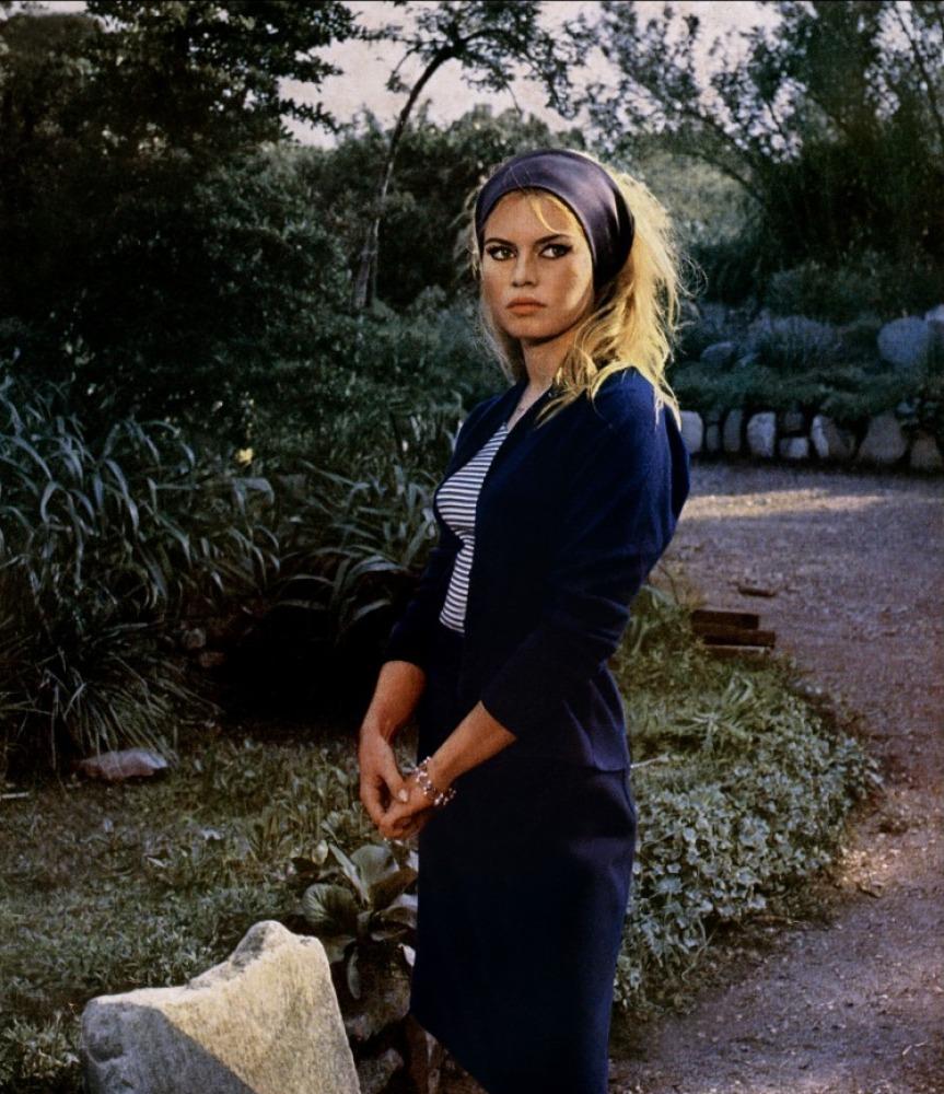 Brigitte Bardot dans Le Mépris