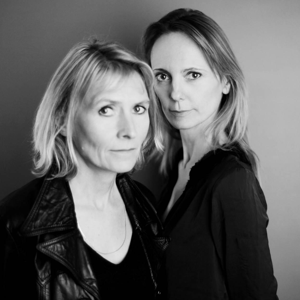 Delphine et Muriel Coulin © Richard Schroeder