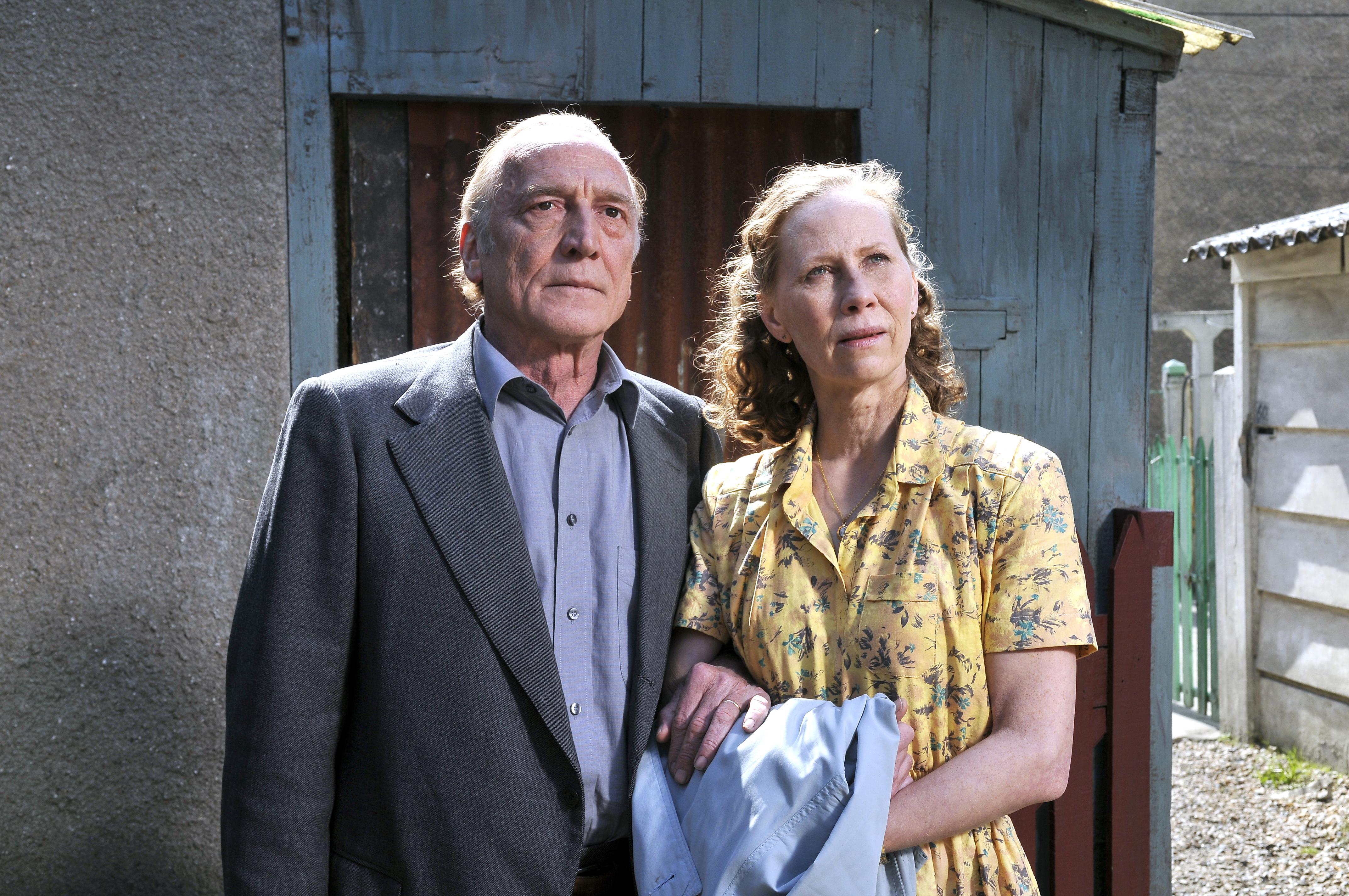 André Wilms et Kati Outinen dans Le Havre