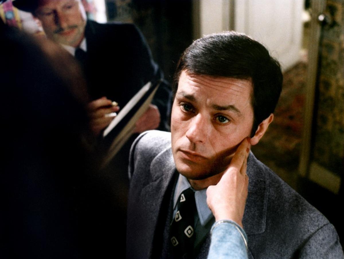 Alain Delon dans Mr. Klein