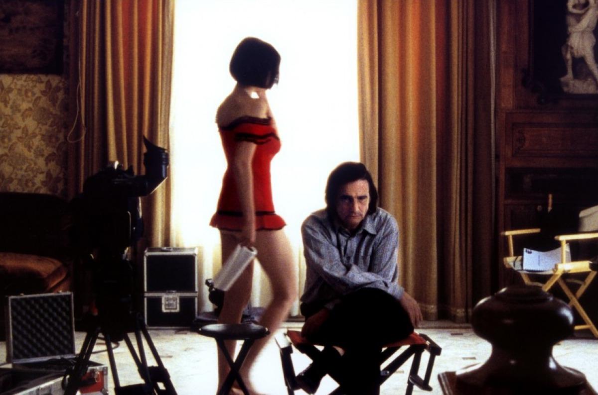 Jean-Pierre Léaud dans Le Pornographe