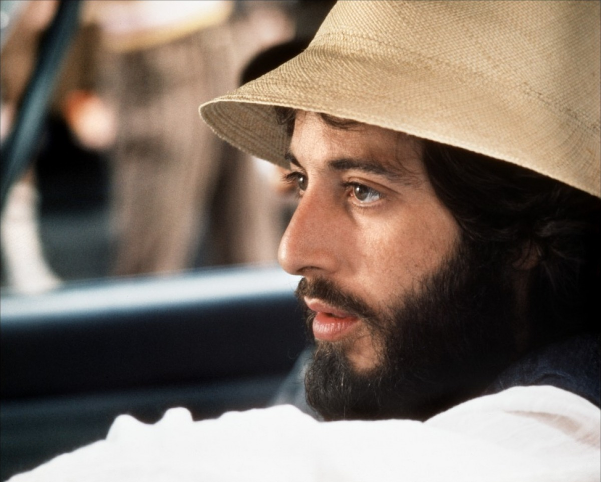 Al Pacino dans Serpico