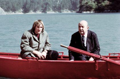 Gérard Depardieu et Bernard Blier dans Buffet froid © 1979 Studiocanal-Victor Rodrigue