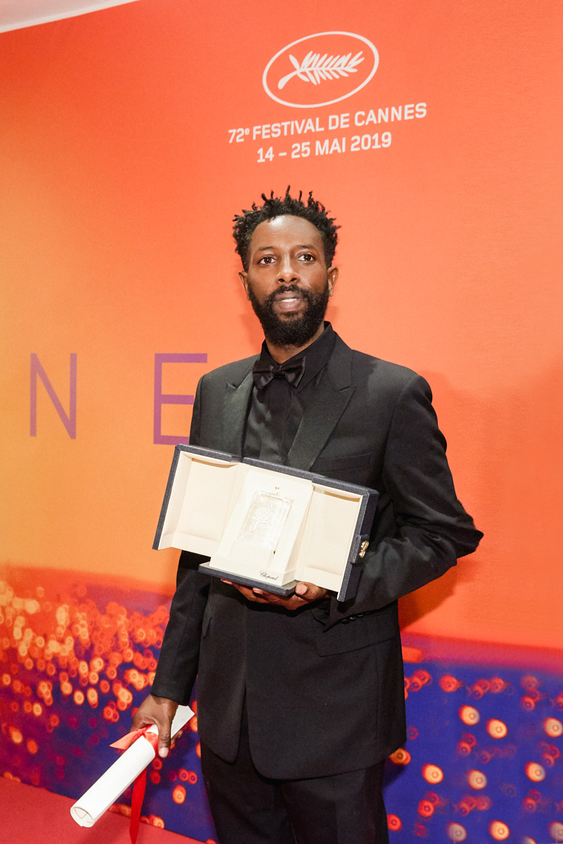 Ladj Ly prix du jury ex-aequo pour son film Les Misérables © Bertrand Noël