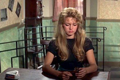 Brigitte Bardot et Jean-Louis Trintignant dans Et Dieu... créa la femme © TF1 Films
