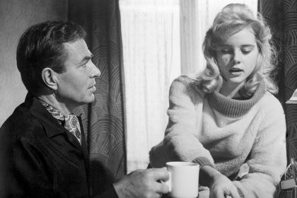 James Mason et Sue Lyon dans Lolita de Stanley Kubrick © Warner Bros.