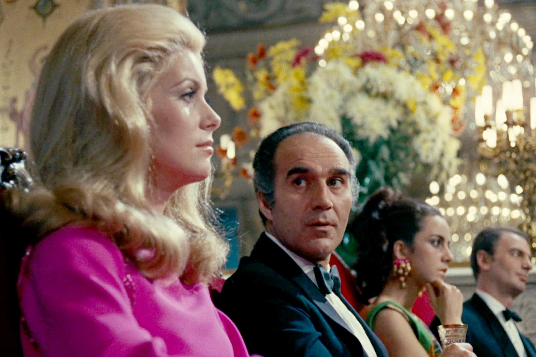 Catherine Deneuve et Michel Piccoli dans La Chamade de Alain Cavalier © TF1 Films