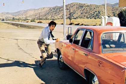 Dennis Weaver dans Duel de Steven Spielberg