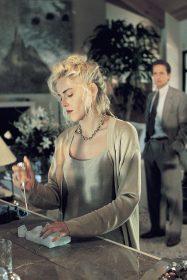 Sharon Stone et Michael Douglas dans Basic Instinct de Paul Verhoeven © 1992 Studiocanal