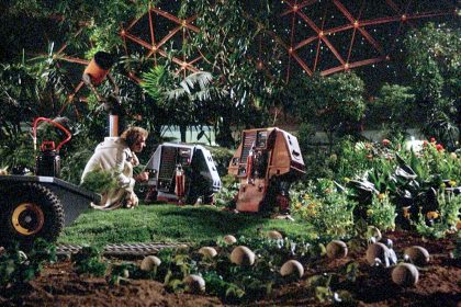 Bruce Dern dans Silent Running © 1972 Universal Pictures/All Rights Reserved